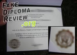 our real diploma from michigan college
