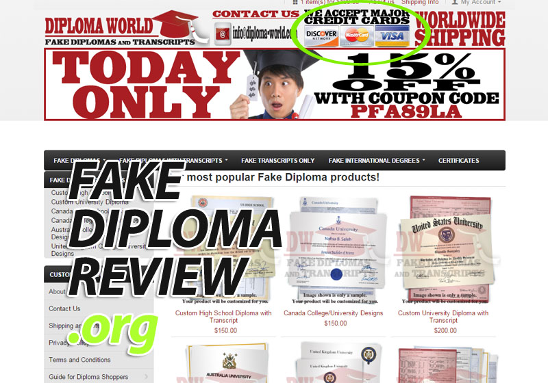 diploma-world.com credit cards